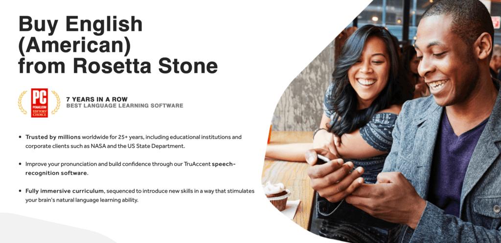 Phần Mềm Học Tiếng Anh Rosetta Stone English