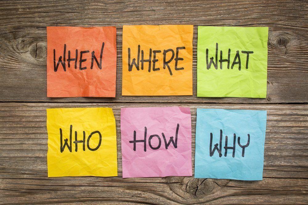 Câu hỏi với từ để hỏi - Wh-Questions