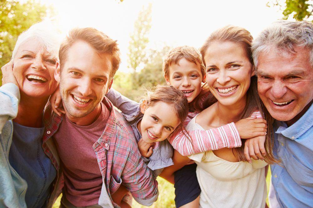 Gia đình là nơi nuôi dưỡng chúng ta cả về thể xác lẫn tâm hồn