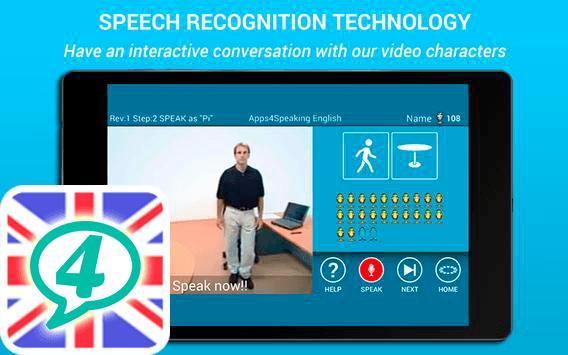 Apps4Speaking - Cùng bạn luyện tiếng Anh