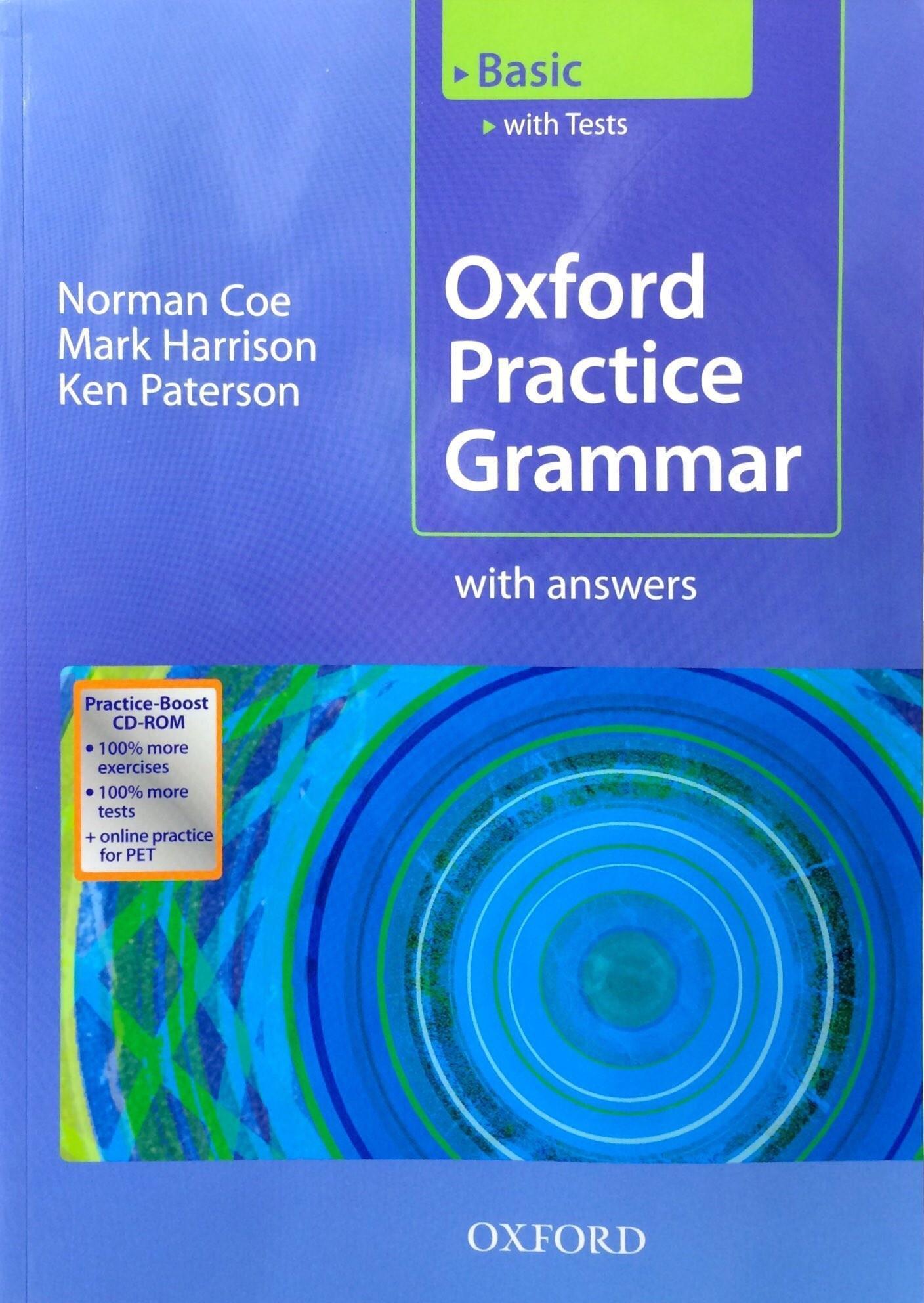 Oxford Practice Grammar Online