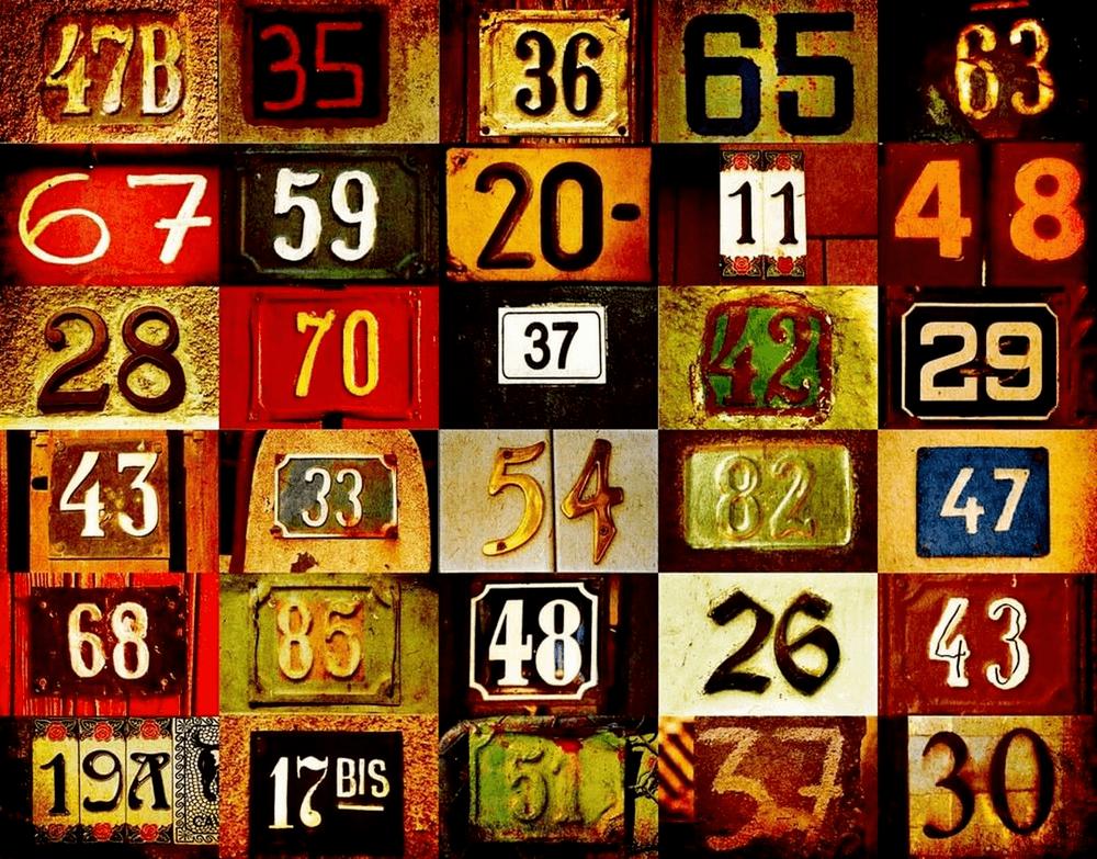 Cách viết các số từ 21 đến 99