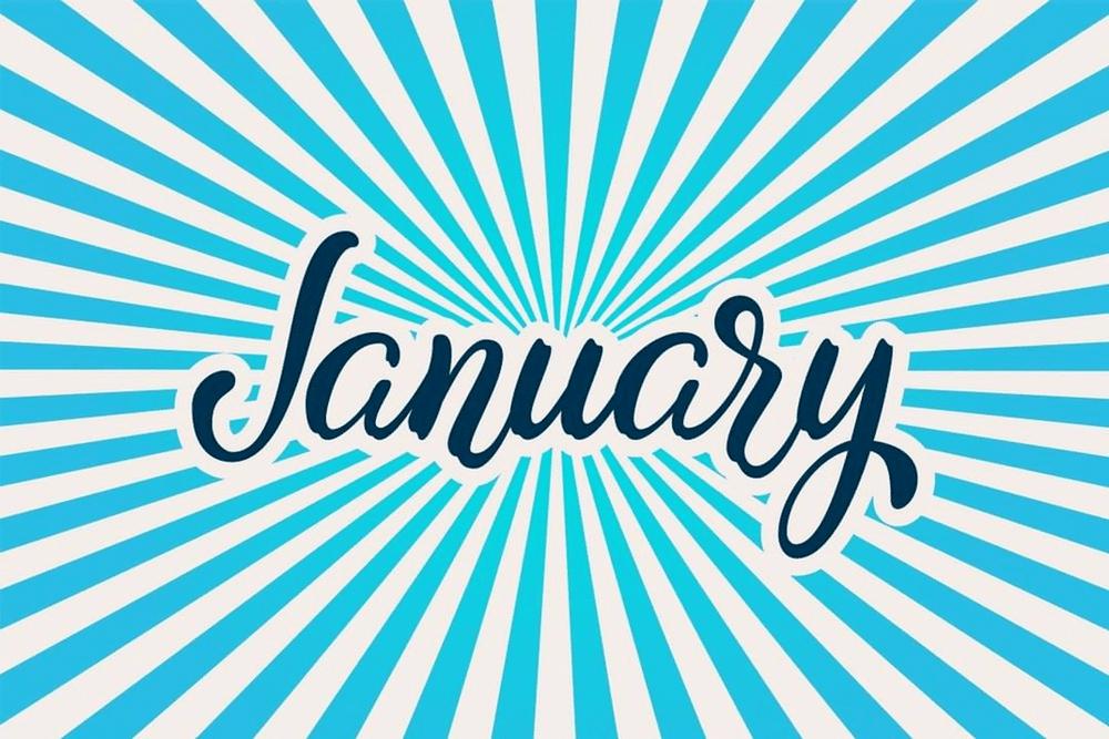 Januany mang nhiều ý nghĩa đối với các tháng trong năm