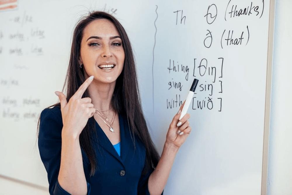 Luyện kỹ năng phát âm từng từ sẽ giúp bạn cải thiện khả năng phát âm chuẩn tiếng Anh