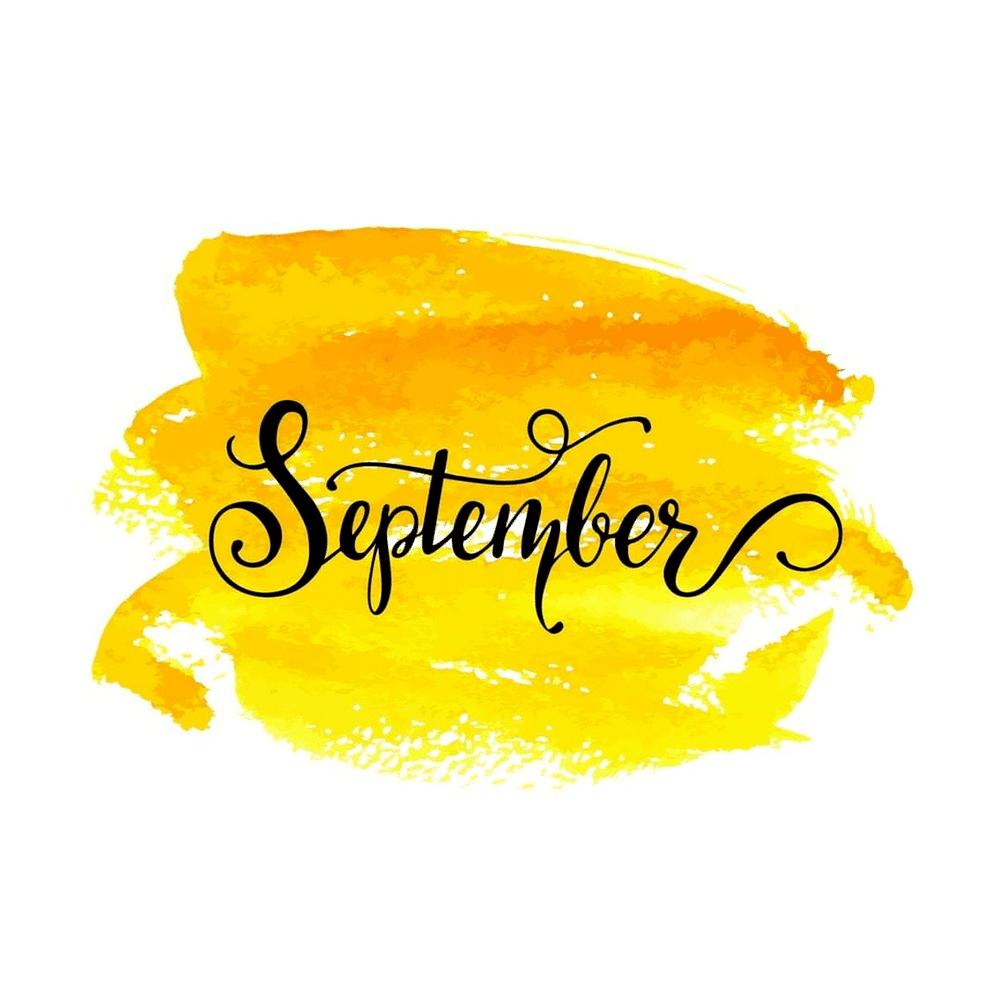September có ý nghĩa đặc biệt