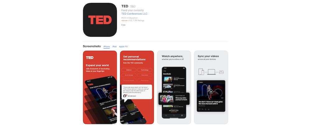 TED-Ed App