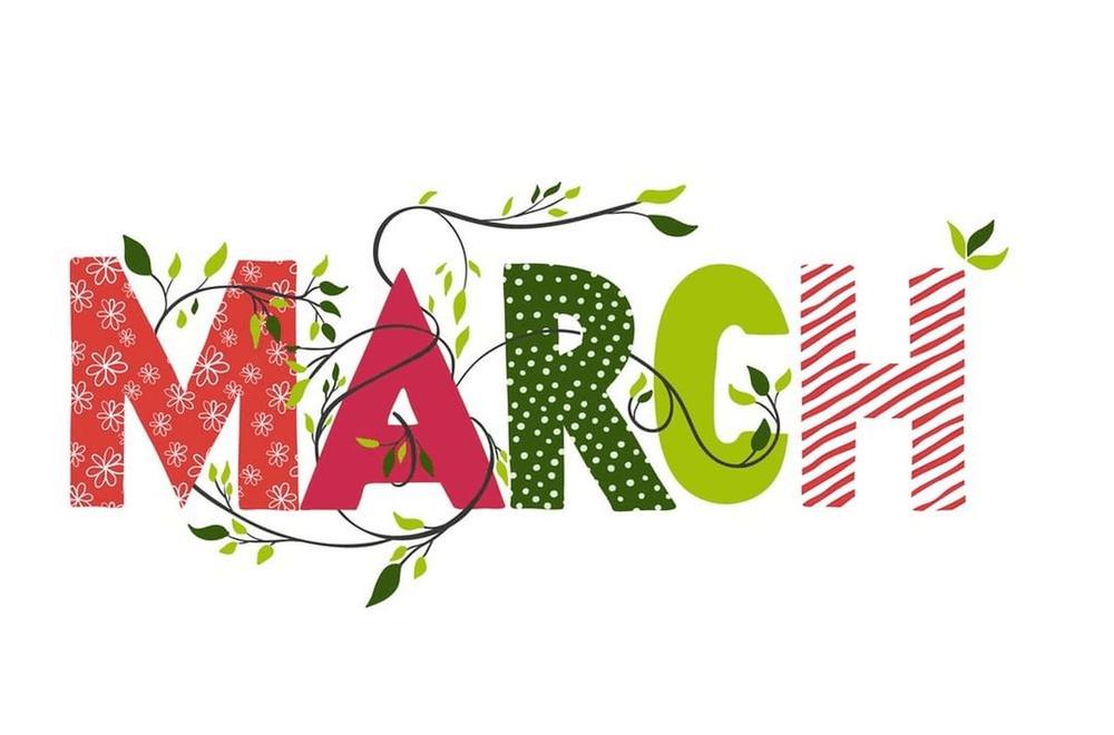 Tháng 3 trong tiếng Anh gắn liền với vị thần chiến tranh
