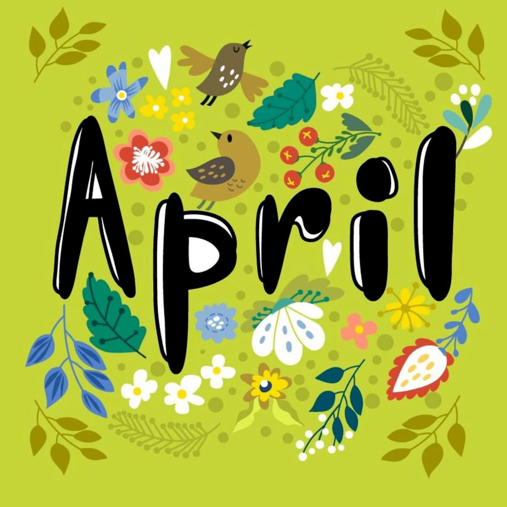 Tháng 4 theo nghĩa La Tinh là nảy mầm, nêu lên đặc trưng thời tiết
