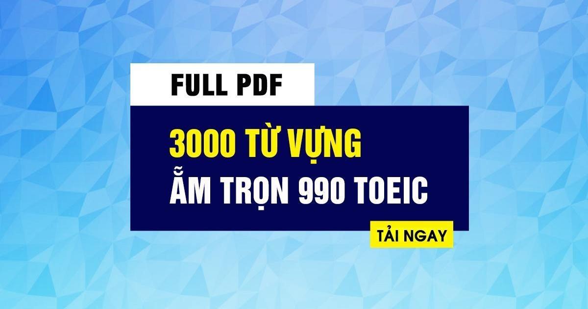 Phương pháp học 3000 từ vựng tiếng Anh hiệu quả