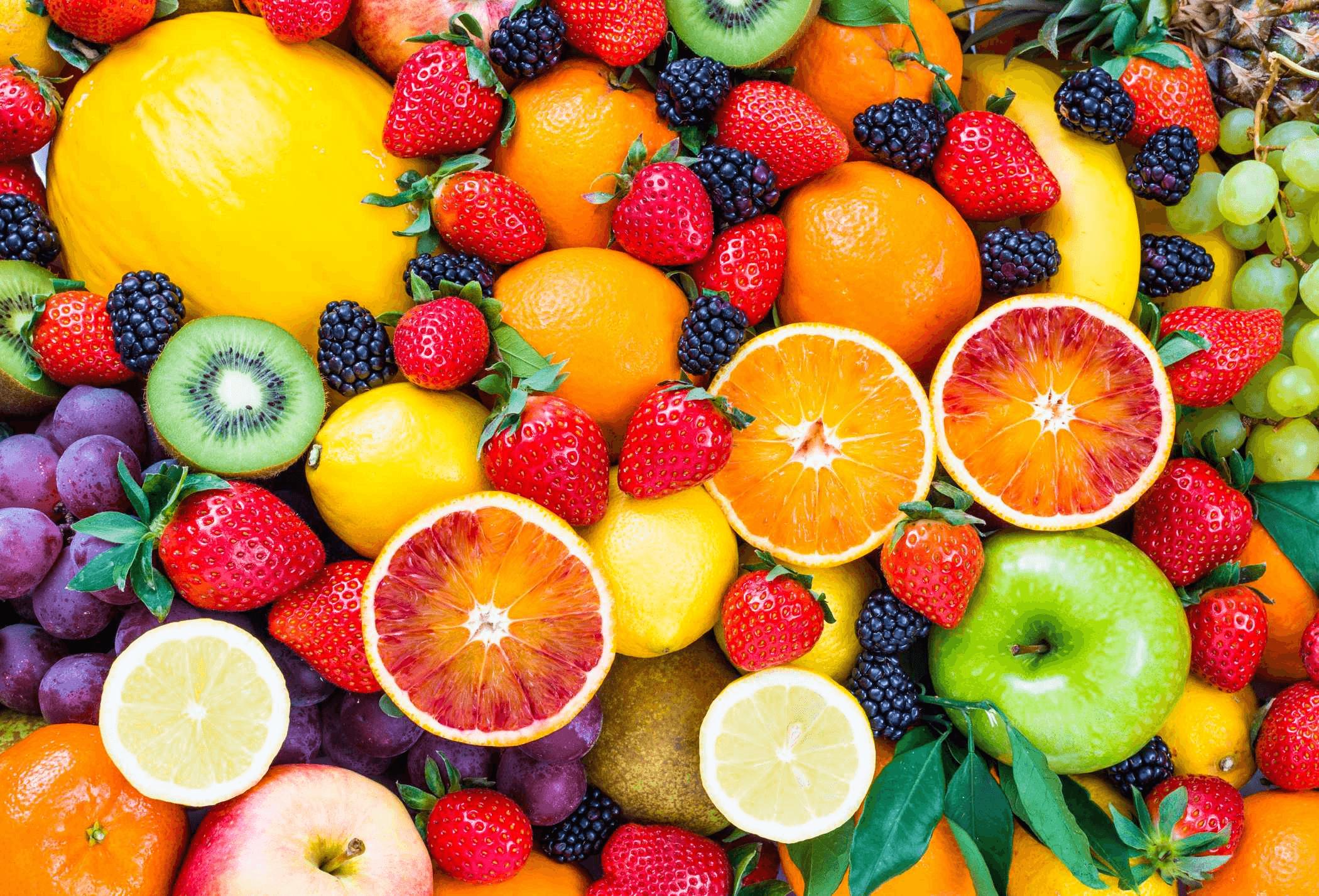 Tên các loại trái cây bằng tiếng Anh, bạn đã biết