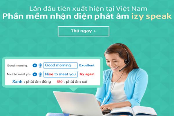 Hiện có nhiều phần mềm luyện phát âm tiếng Anh cho bạn lựa chọn