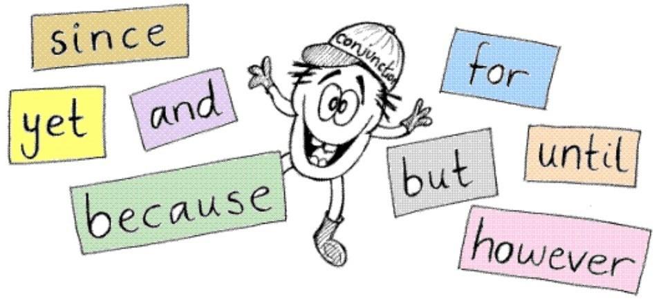Liên từ rất đa dạng gồm liên từ đơn, liên từ ghép và liên từ tương liên