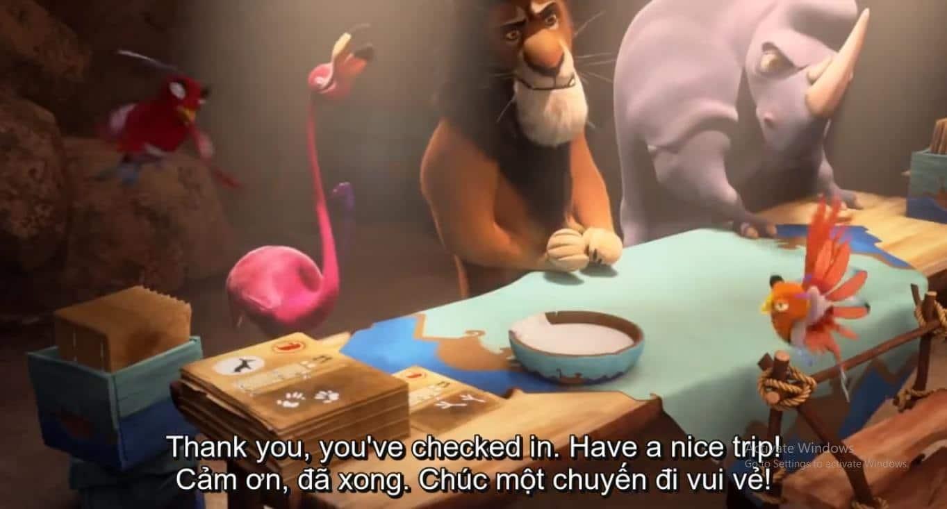Những bộ phim hoạt hình Tiếng Anh không những cải thiện trình độ ngoại ngữ của bạn mà còn giúp bạn giải trí và thư giãn