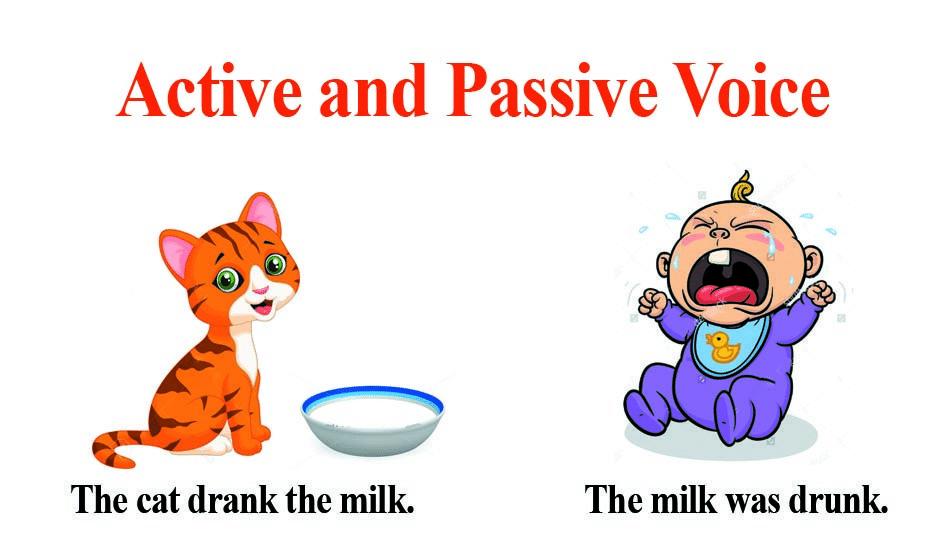 Thì của Passive Voice chia theo thì câu chủ động