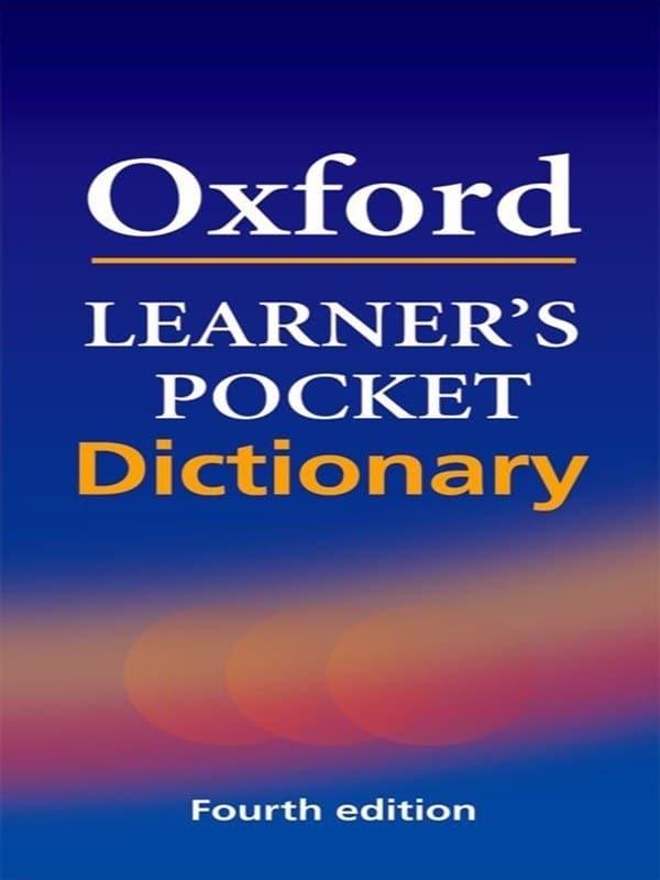 Từ điển tiếng Anh bỏ túi