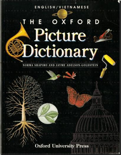 từ điển oxford bằng hình ảnh
