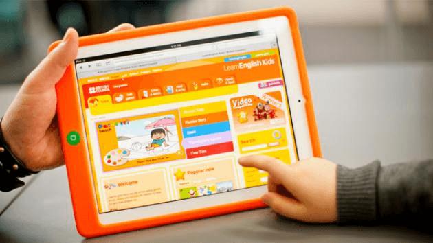 Có nhiều web hướng dẫn học tiếng Anh cho trẻ nhỏ mang lại hiệu quả cao